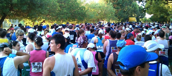 peninsula marathon 2011